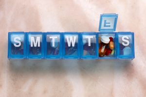 Storing Medication - Managing Medicines