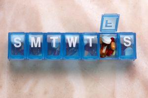 Storing Medication - Managing Medicines