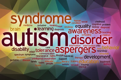 patients with aspergers syndrome