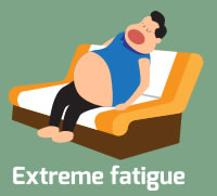 Diabetic Patient Care - extreme fatigue
