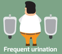 Diabetic Patient Care - frequent urination